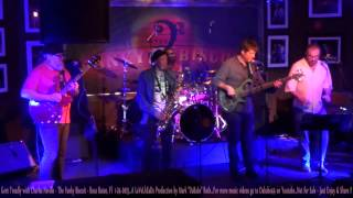 Gent Treadly with Charles Neville - Full Show - The Funky Biscuit - Boca Raton, Fl  1-24-2015