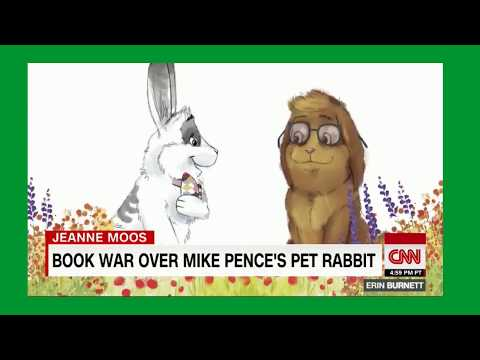John Oliver trolls Pence with a gay bunny book