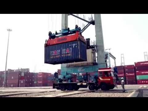 A Day at Jnpt