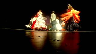 Noche del Flamenco 2015 - Schülerauftritt Flamencoschule Suzann Bustani - Theater Heilbronn