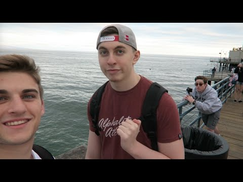 REAL LIFE GTA!!! - MLG Anaheim Day #2 ft. Red in Santa Monica