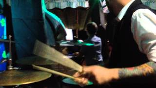 Loboda - Пора Домой live cover (VSid drum cam)