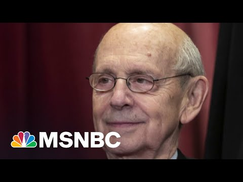 New Poll Says Americans Want SCOTUS Justice Breyer To Retire | MTP Daily | MSNBC
