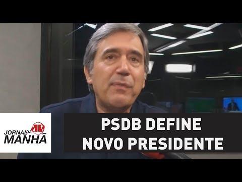 PSDB define novo presidente do partido em convenção nacional