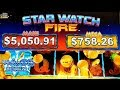 MAJOR HIT!! ⭐STAR WATCH FIRE⭐ ONLY BONUSES
