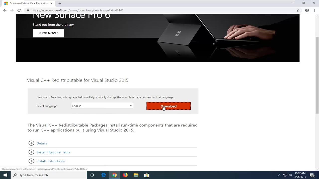 API-Ms-Win-Crt-Stdio-l1-1-0.Dll Is Missing – Microsoft Office Error FIX [Tutorial]