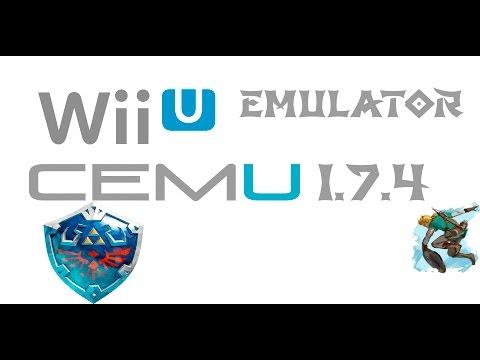 Tutorial Cemu emulator [Wii u emulator] + Cheat Engin (Germany