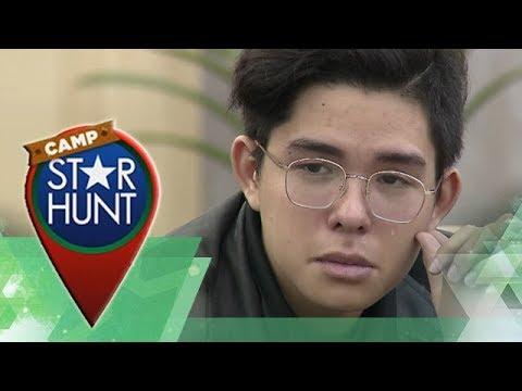 Camp Star Hunt: Gian, nalungkot sa paglabas ng camp ni Missy