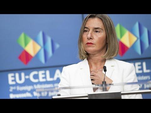 الاتحاد الأوروبي يطالب حكومة نيكاراغوا بوقف العنف والاعتقالات التعسفية…  - 22:22-2018 / 7 / 17