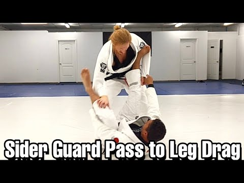 Spider Guard Pass(My personal favorite)