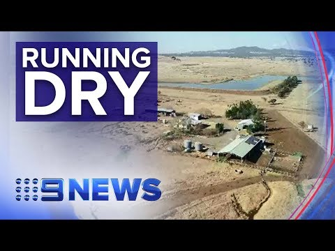 Towns Across NSW Running Out Of Water As Drought Deepens | Nine News Australia