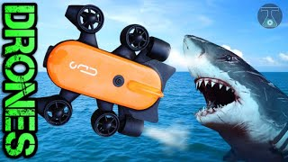 World's Most Amazing Drones That You Won't Believe!