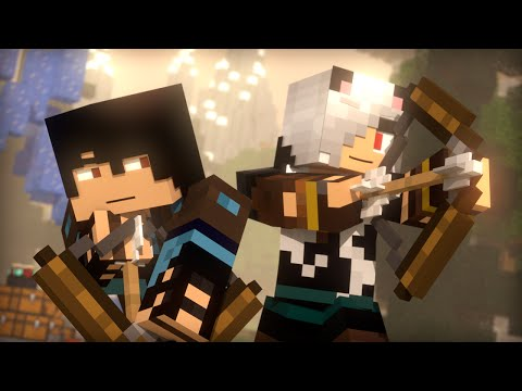 Survival Games: FULL ANIMATION (Minecraft Animation) [Hypixel]