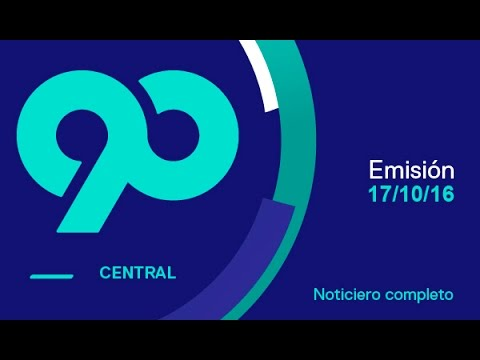 90 Central programa completo 17-10-2016