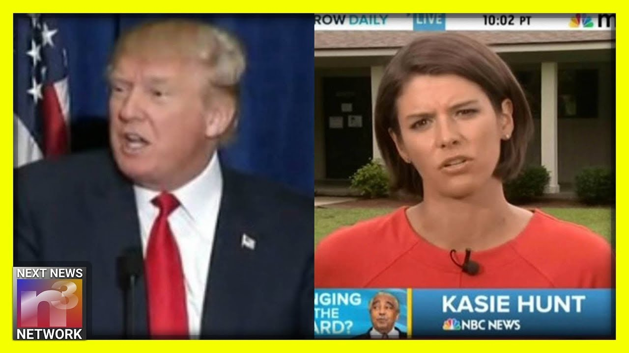 MSNBC Makes WACKY Connection Between Men And Women 2020 Candidates You'll Have To SEE To Believe