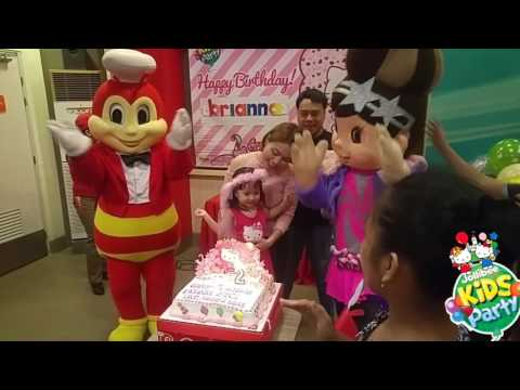 Birthday Songs - Happy Birthday To You - Maligayang Bati - Hello Kitty - Jollibee Mariveles