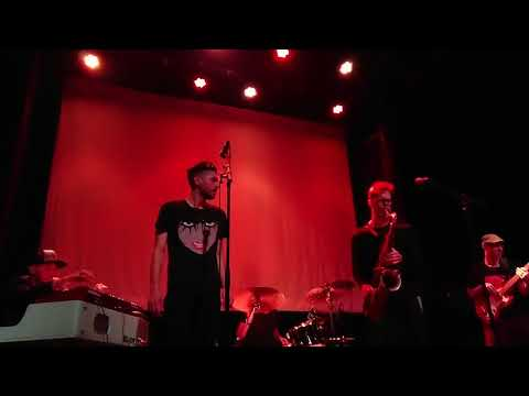 Donny McCaslin Blow album release at Rough Trade NYC