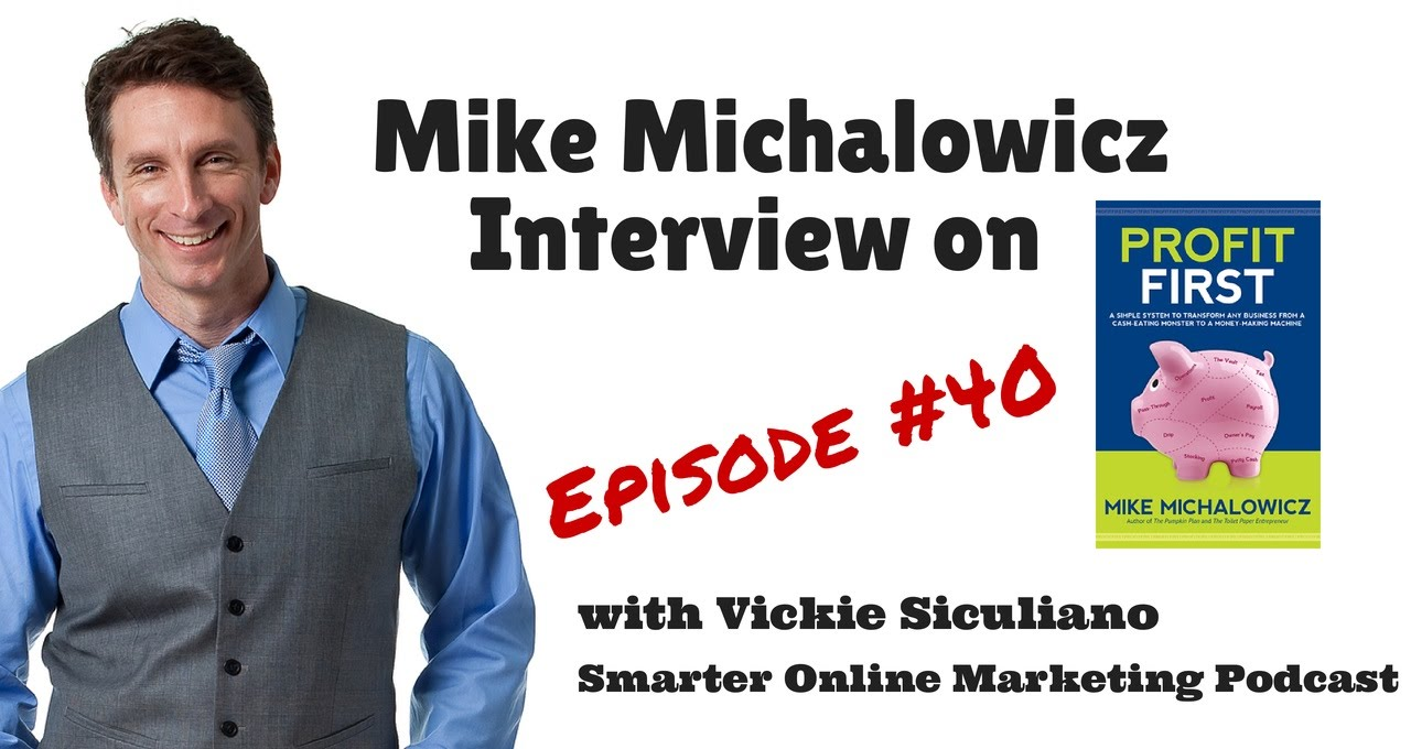 Mike michalowicz podcast