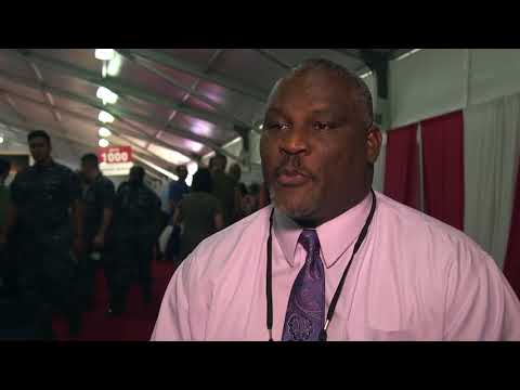 Gregory Gadson Interview