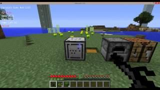 Обзор мода мода на оружие для Minecraft 1.6.4 Ferullo's-Guns-Mod