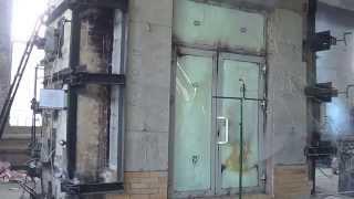 видео Производство противопожарных конструкций