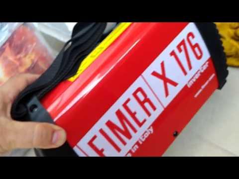 İnvertör Kaynak Makinası-Welding Machine FİMER X176