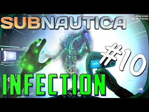 THE INFECTION TAKES OVER! | DESTRUCTIBLE CYCLOPS! | SUBNAUTICA SURVIVAL GAMEPLAY  | S2 EP10