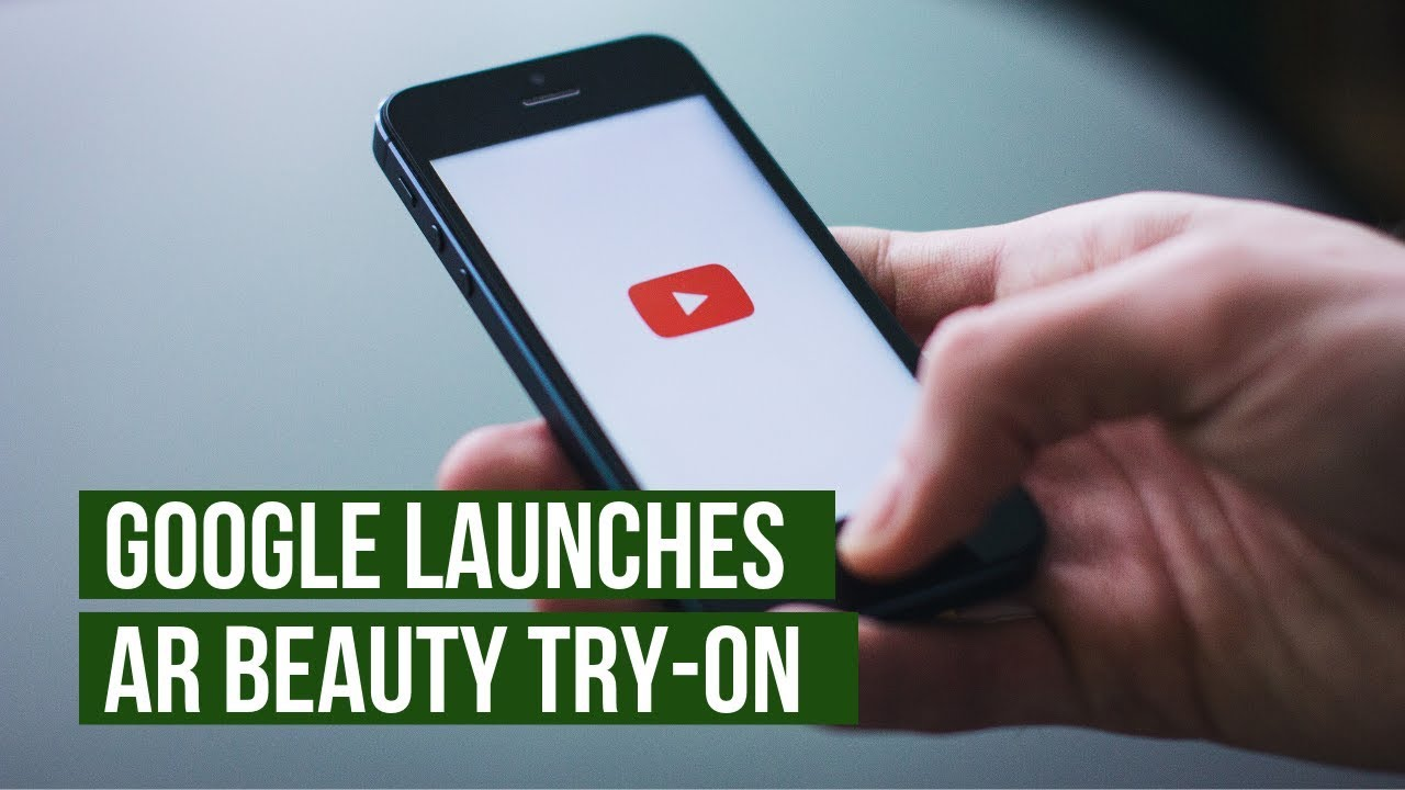 Google Launches AR Beauty Try-On