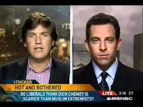 Sam Harris: MSNBC