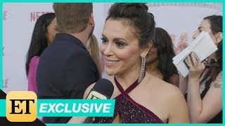 Alyssa Milano Reacts to Charmed Reboot Ahead of Original Show's 20th Anniversary (Exclusive)