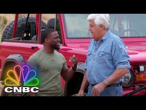 Jay Leno's Garage: Full Opening With Kevin Hart | CNBC Prime
