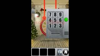 100 Doors 2013 Christmas Levels Level 11 12 13 14 15 Walkthrough