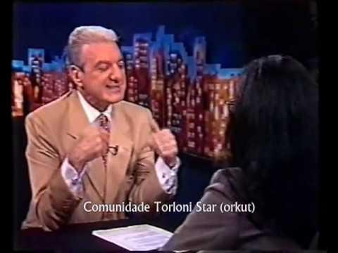 REDE MANCHETE FRENTE A FRENTE CRISTIANE TORLONI 1997