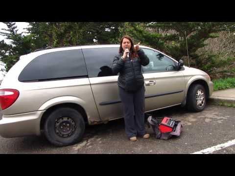 Chaman Caravan - Isabelle RAJOTTE in California