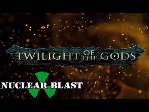 BLIND GUARDIAN - Twilight of The Gods (OFFICIAL LYRIC VIDEO)