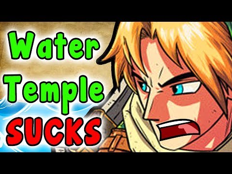 The Legend Of Zelda - Why The Water Temples/Dungeons SUCK