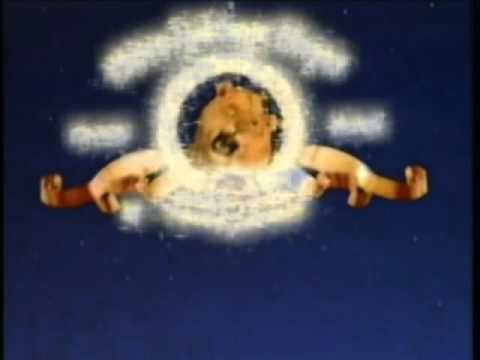 MGM/UA Home Video Logo In Space