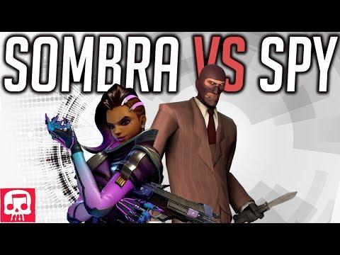 SOMBRA VS SPY RAP BATTLE by JT Music (feat. Andrea Storm Kaden)