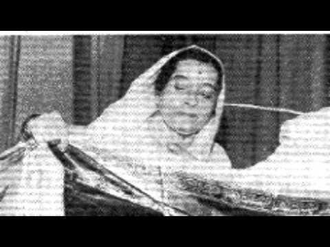GRAND DAMES OF HINDUSTANI MUSIC-Vidushi Kesarbai Kerkar-malkauns