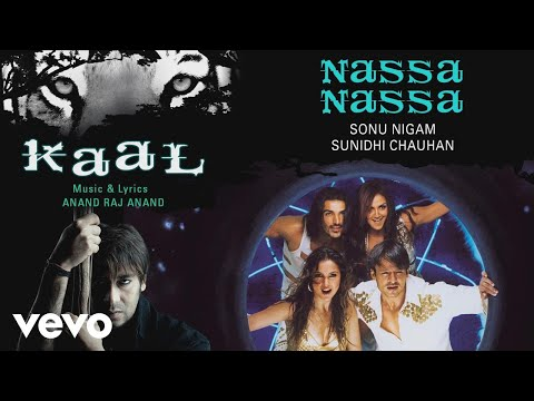 Nassa Nassa - Official Audio Song | Kaal| Sonu Nigam | Sunidhi Chauhan| Salim - Sulaiman