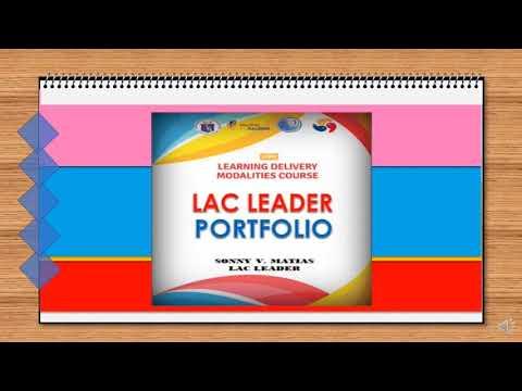 Download LDM2 Portfolio for LAC Leaders