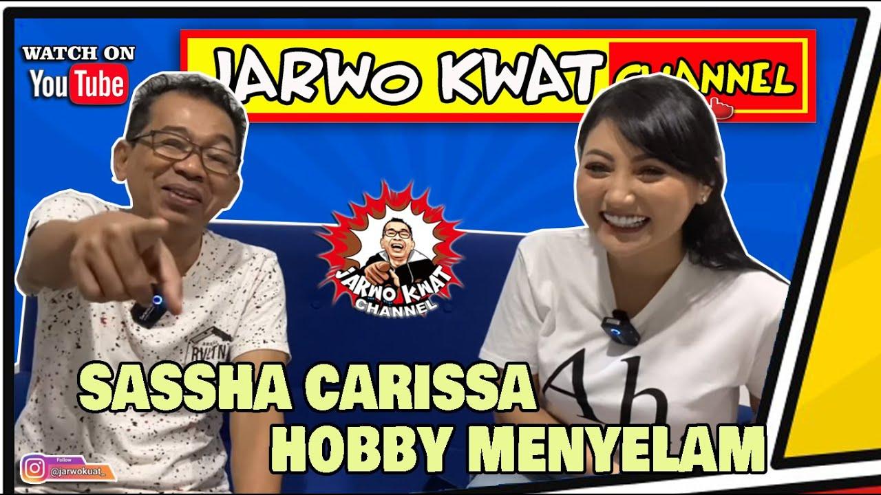 Download SASSHA CARISSA HOBBY MENYELAM 💦🥽