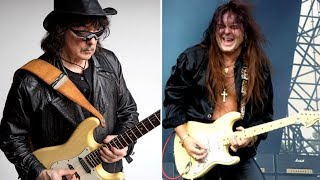 Ritchie Blackmore: What I Think About Yngwie Malmsteen | A Bit Creepy
