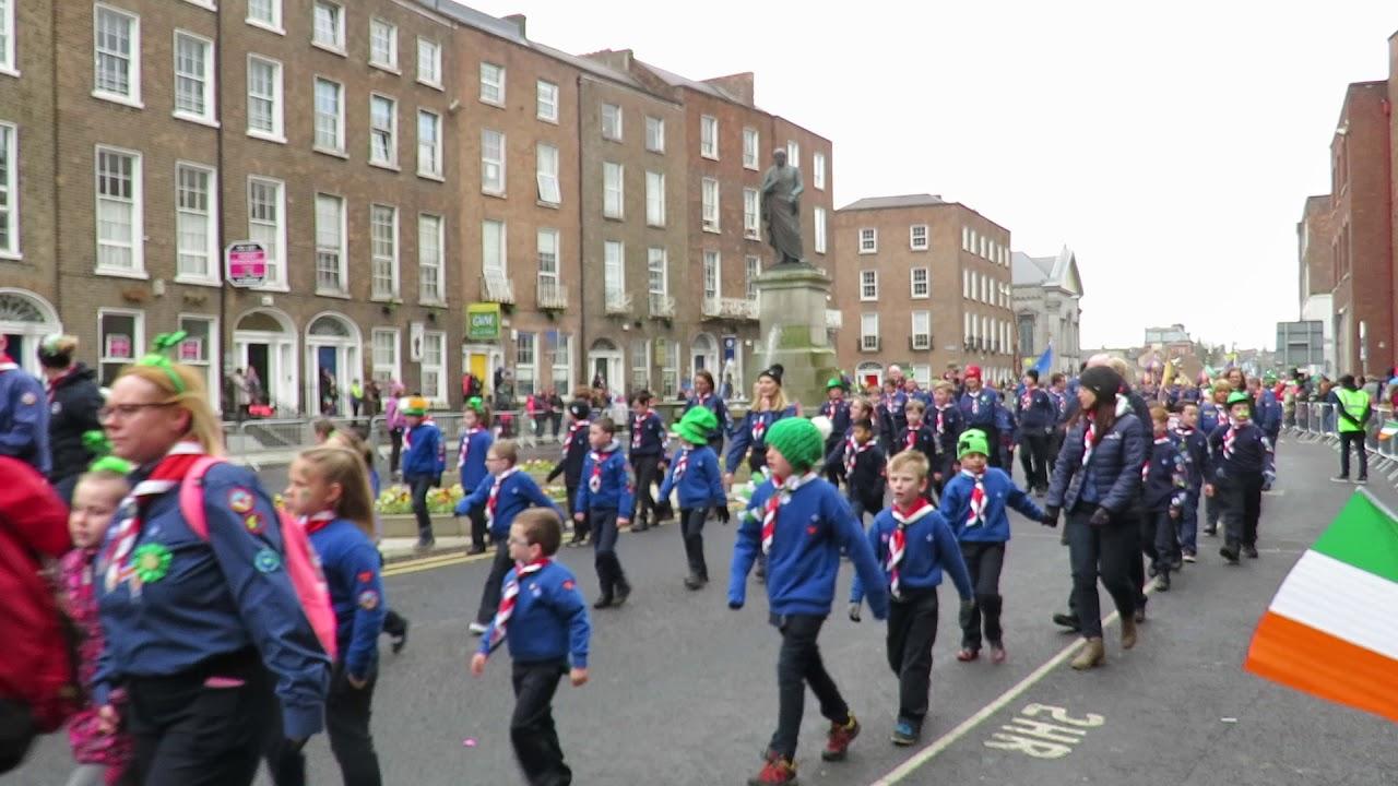St.Patrick Day Festival – Limerick, Ireland 2018 /12