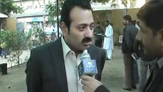 KHALID ARAIN INTERVIEW BY MAHER HAMEED
