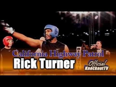 Chris Garrison vs Rick Turner*** Battle of the Badges