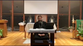 Holy Bible Study: Holy Gospel According to St. Luke 12:35-59 by Bishop Youssef ~  10/16/2020