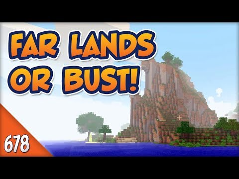 Minecraft Far Lands or Bust - #678 - Mystery Mobile Mp3