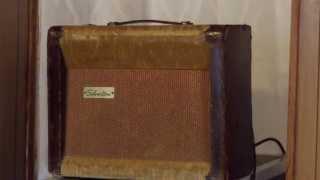 Video 1955 Valco Silvertone 1331 amp for sale download MP3, 3GP, MP4, WEBM, AVI, FLV November 2018