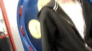 Riding the blue thing in Zellers